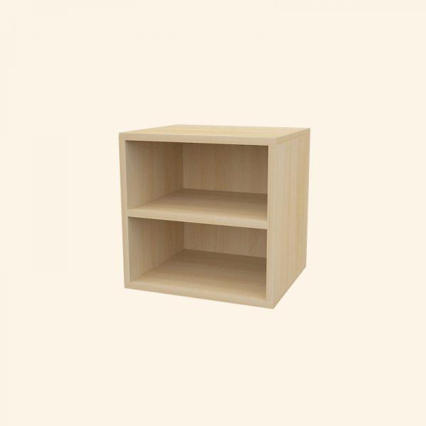 2 Tiers Cubic Organizer without Door